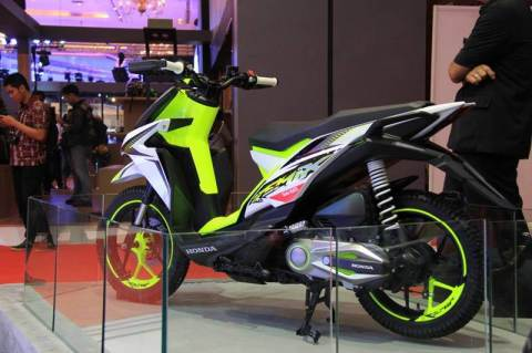 Honda Remix