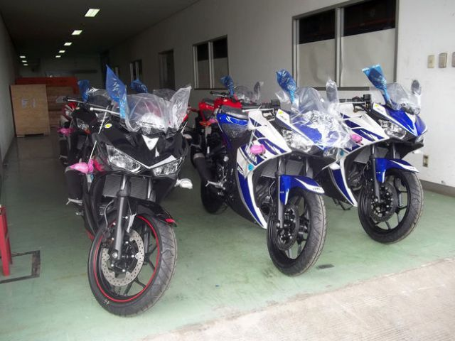 Ekspor Yamaha