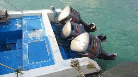mesin boat yamaha