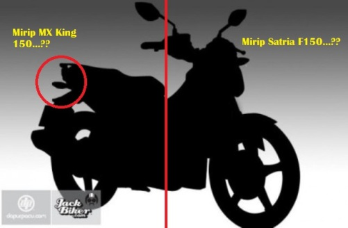 Sonic Reborn Mirip Satria F150 MX King 150