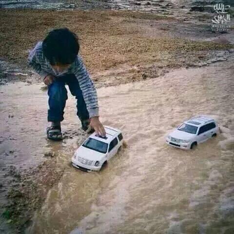 Mobil (Mobilan) Kebanjiran