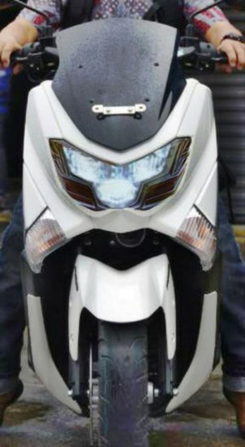 Modif Headlamp Yamaha NMAX dengan Headlamp Soul GT 125