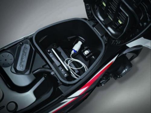Fitur Power Charger Honda Supra X 125
