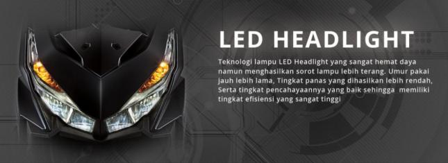 Teknologi LED Headlight - Honda