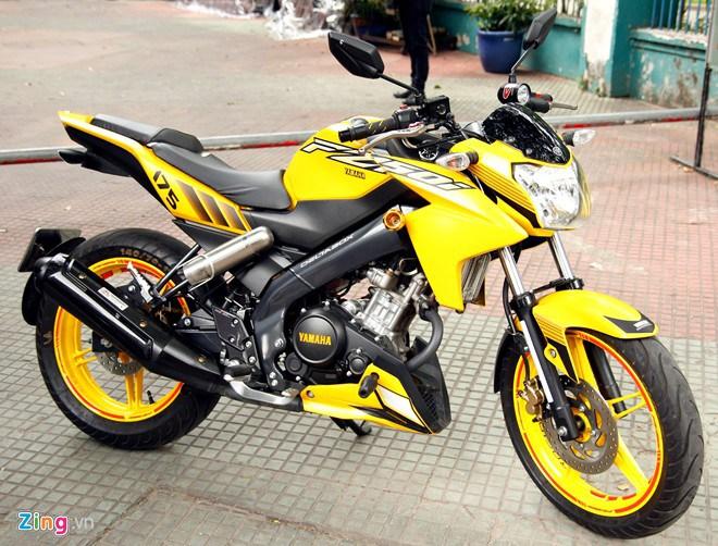 Variasi Warna Motor Yamaha top