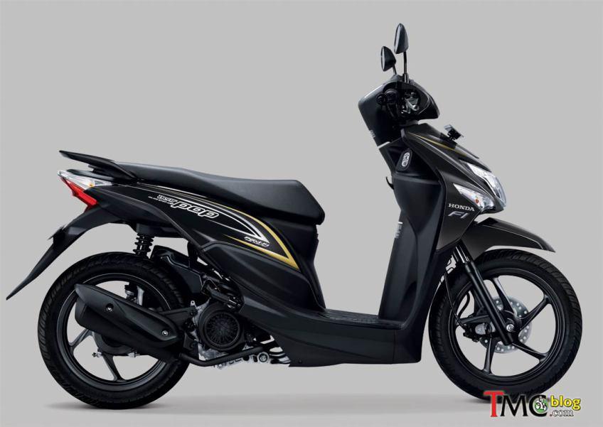 Modifikasi Honda Beat Pop