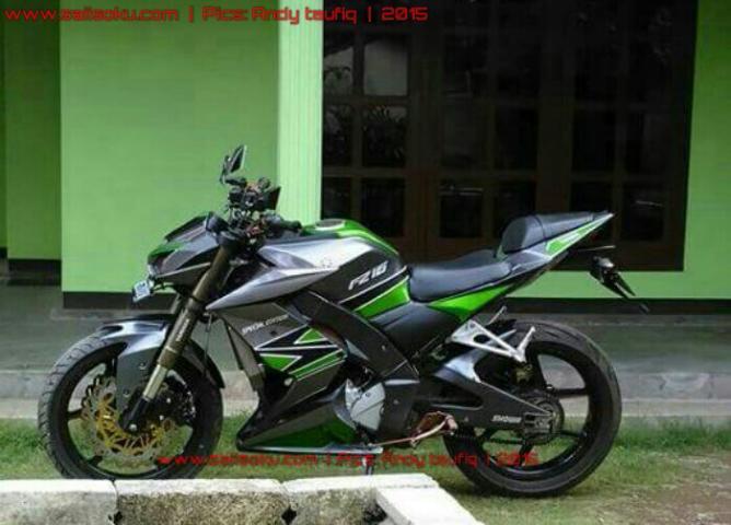 Yamaha Z150 Apa Kawasaki Vixion Vixion Bergaya Ala