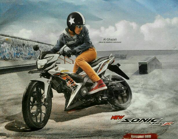 New Honda Sonic