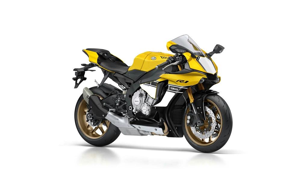 Modifikasi Striping Kuning Hitam Yamaha R25 R3