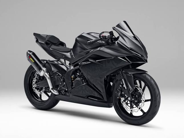 Honda cbr 250 rr young machine tokyo motor show 44th 2015 high resolution photo foto studio