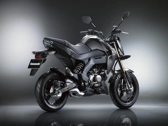 Kawasaki Z 125 / Z 125 Pro
