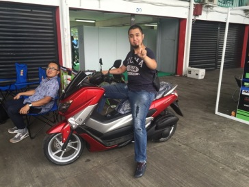 Yamaha NMAX 155 by mbah Dukun Satar - indobikermags