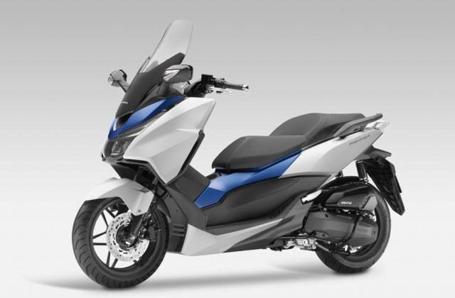 Honda Forza 125 150 lokal indonesia siap rilis maret april 2016