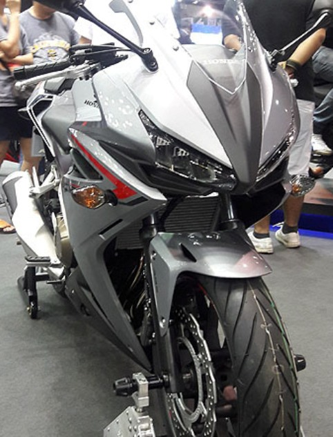 all new honda cbr 500 r mirip dengan all new honda cbr 150 r mayor major facelift 2016 14 februari