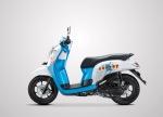 Pilihan Warna New Honda Scoopy 12 inch 2017 – Cerah danMenarik..