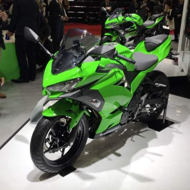 Motor Ninja 250 Model Baru 2018