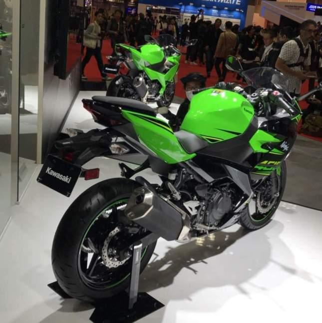 Motor Ninja 400 Model Baru 2018
