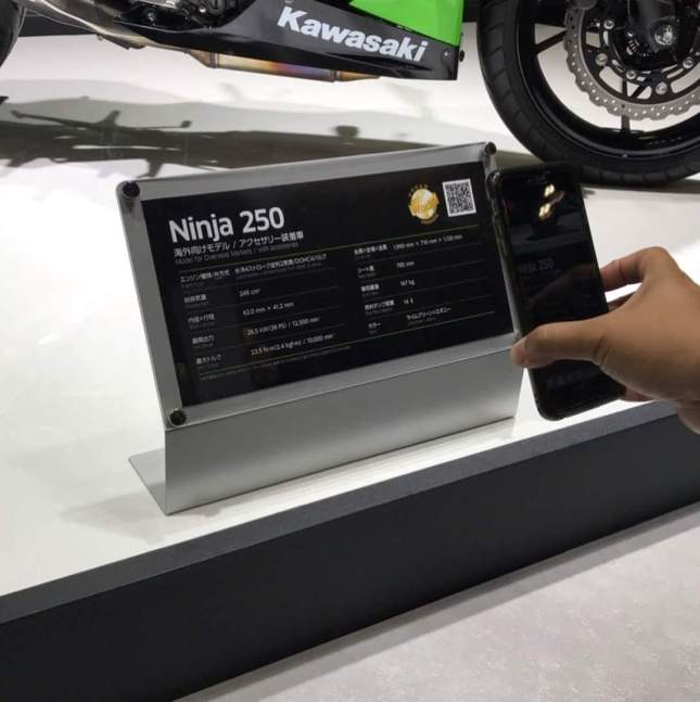 Spesifikasi All New Kawasaki Ninja 250 Model Baru 2018